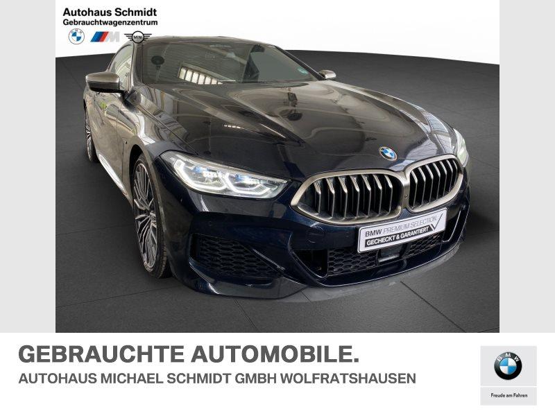 BMW M850i xDrive SITZBELÜFTUNG+INTEGRAL+DAB+HARMAN KARDON+, Jahr 2020, Benzin