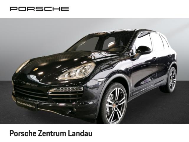 Porsche Cayenne S Diesel 4.2 BOSE Luftfederung 21-Zoll, Jahr 2014, Diesel