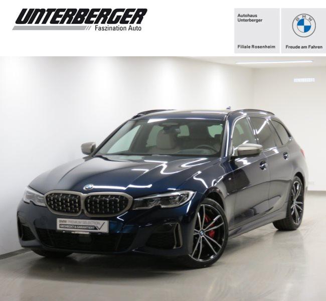 BMW M340d xDrive Touring Laser Licht Head-Up, Jahr 2020, Diesel