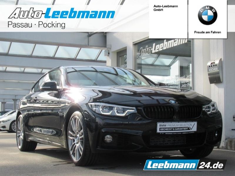 BMW 435d xDrive Coupe S-Aut. M-Sport UPE: 76.250,-, Jahr 2020, Diesel