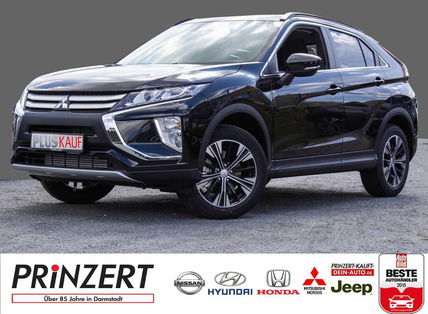 Mitsubishi Eclipse Cross 1.5 CVT 2WD 'Active', Jahr 2019, Benzin