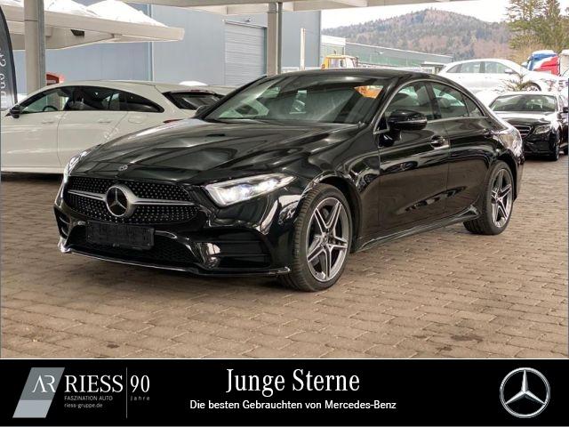 Mercedes-Benz CLS 400 d 4M Cp AMG Sport Com Schiebe Wide Distr, Jahr 2019, Diesel