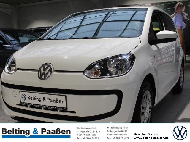 Volkswagen up! move Klima, Jahr 2013, Benzin