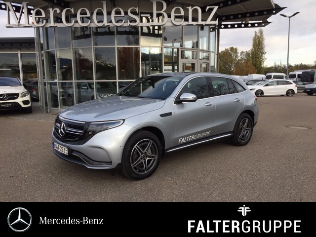 Mercedes-Benz EQC 400 4M AMG KeyGO Kamera M-LED SD Burmester, Jahr 2019, electric