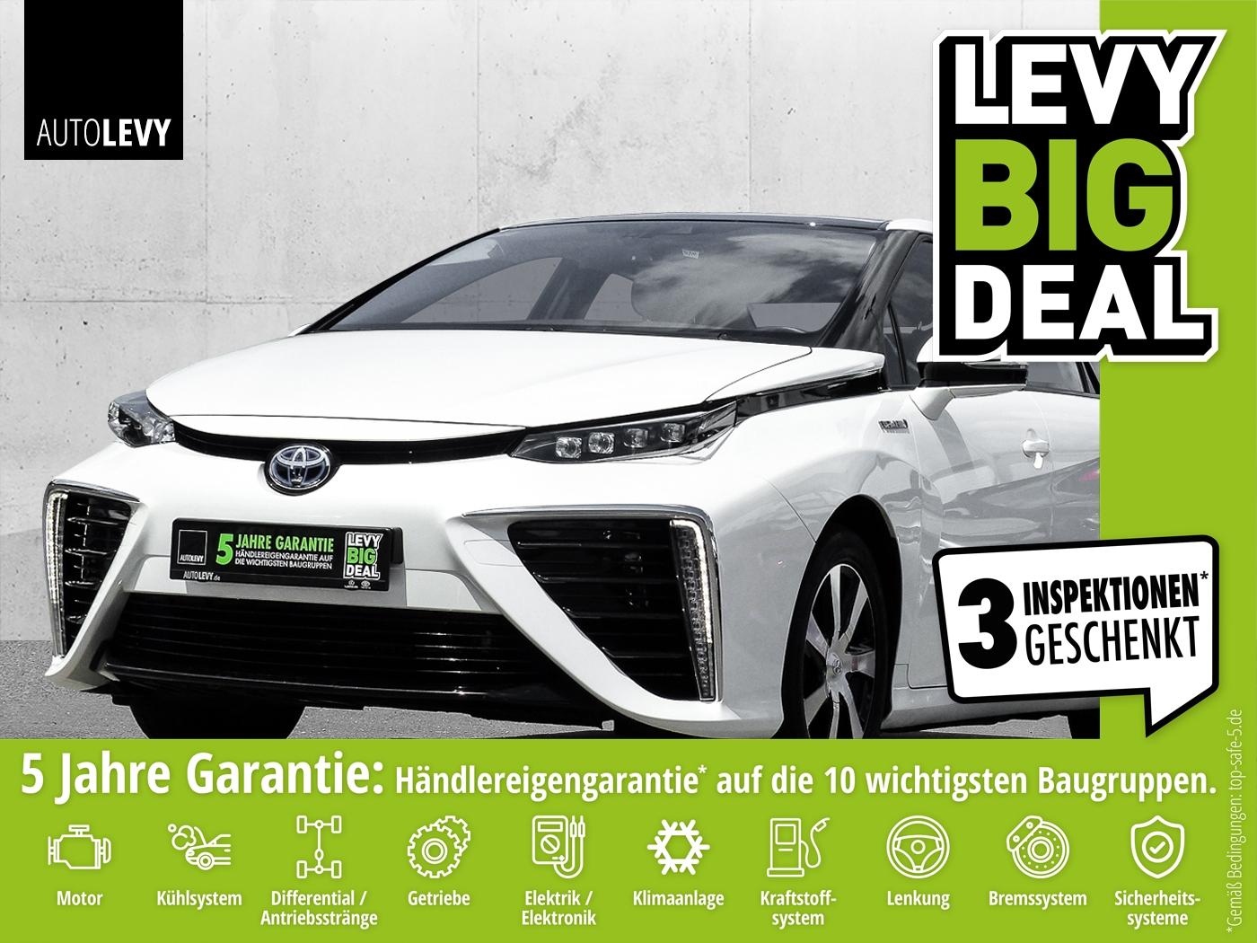 Toyota MIRAI Brennstoffzelle LED*Navi*ACC*Keyless*4xSHZ, Jahr 2018, hydrogenium