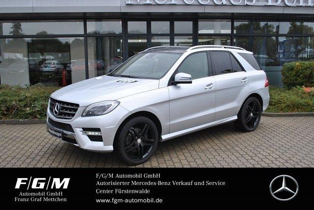 Mercedes-Benz ML 350 BT AMG/COM/ILS/PanoD/Airmatic/Memory/AHK, Jahr 2014, Diesel