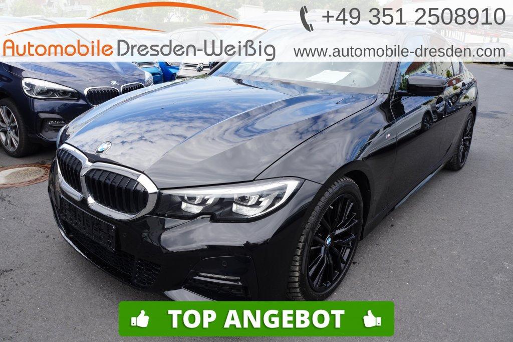 BMW 318 d M Sport*Live Cockpit Plus*Kamera*LED*, Jahr 2019, Diesel
