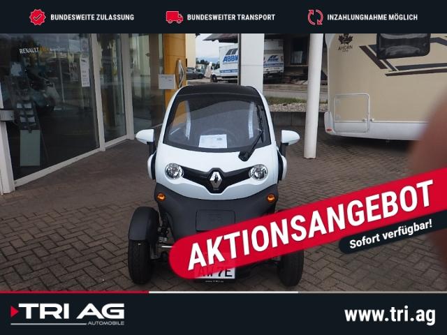 Renault Twizy Intens zzgl.Batteriemiete Frontsch. PDC BC met. Gar. Alu Airb WFS Beheizb. Frontsch., Jahr 2020, Elektro