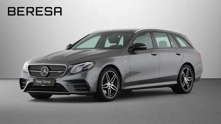 Mercedes-Benz E 53 AMG 4M+ T Distronic Pano. Wide Kamera Burme, Jahr 2018, Benzin