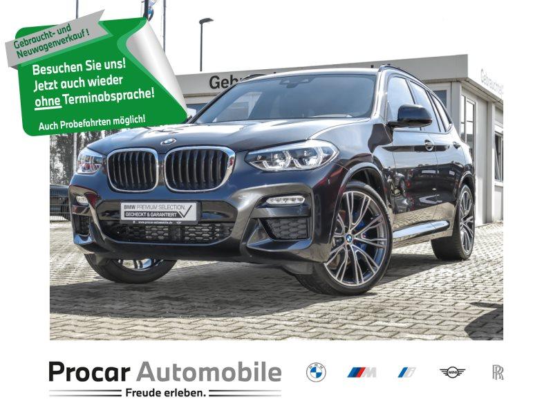 BMW X3 xDrive30d M Sport Head-Up HiFi DAB LED WLAN, Jahr 2019, Diesel