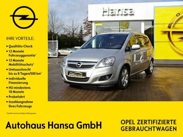Opel Zafira B Family Plus 1,8 Klima Szhzg Navi, Jahr 2014, Benzin