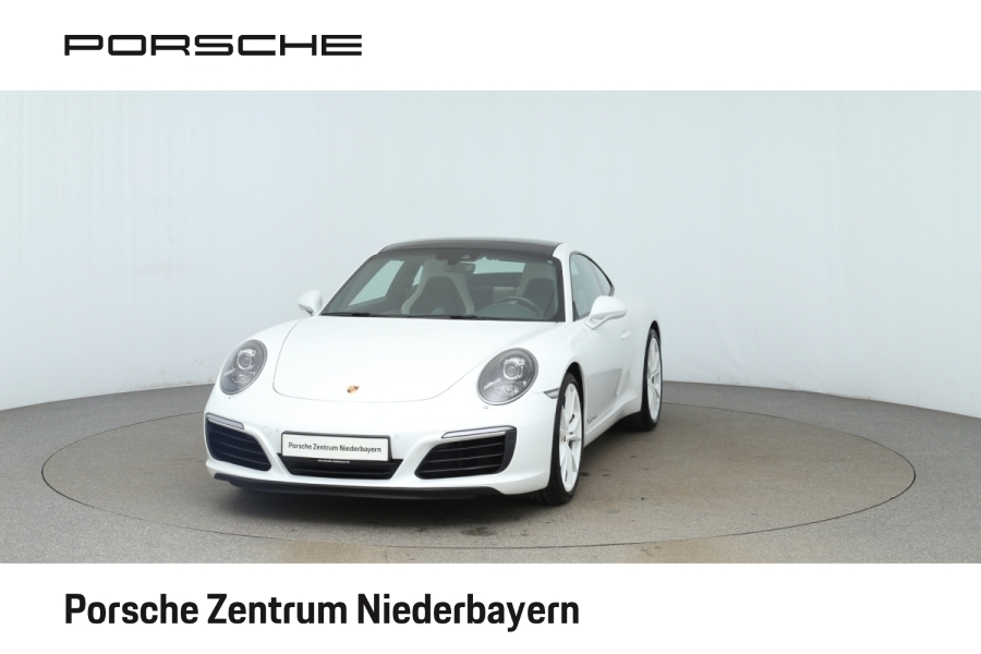 Porsche 991 (911) Carrera | Exclusiveoptionen |, Jahr 2018, Benzin
