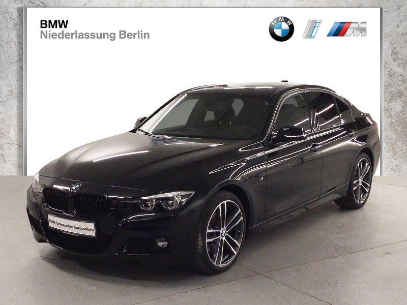 BMW 330i xDrive Lim. EU6 Aut. M Sport LED Navi Prof., Jahr 2018, Benzin