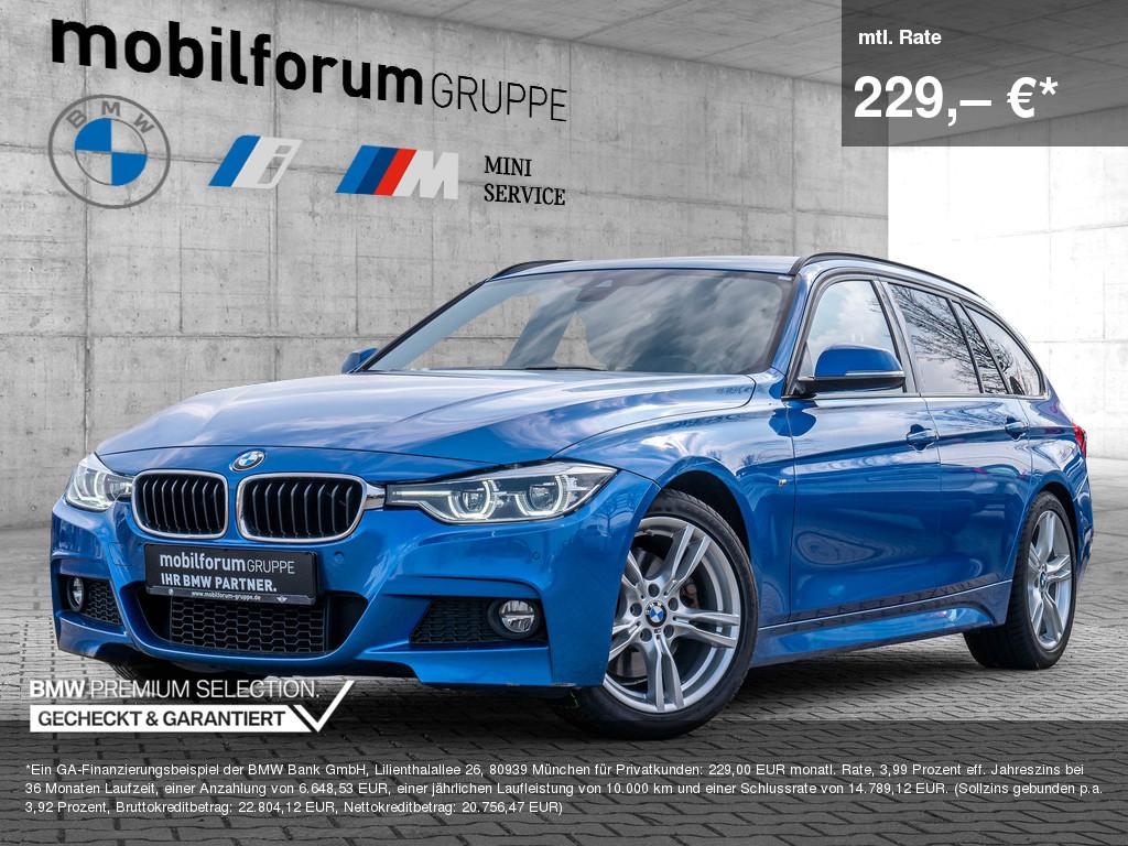 BMW 330i M-Sport, Jahr 2018, Benzin