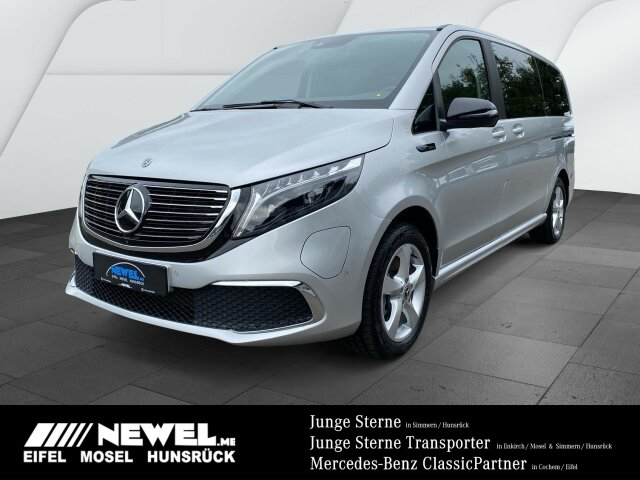 Mercedes-Benz EQV 300 Lang 90KWH LED*NAVI*DIST*SPUR*360°KAMERA, Jahr 2020, Elektro