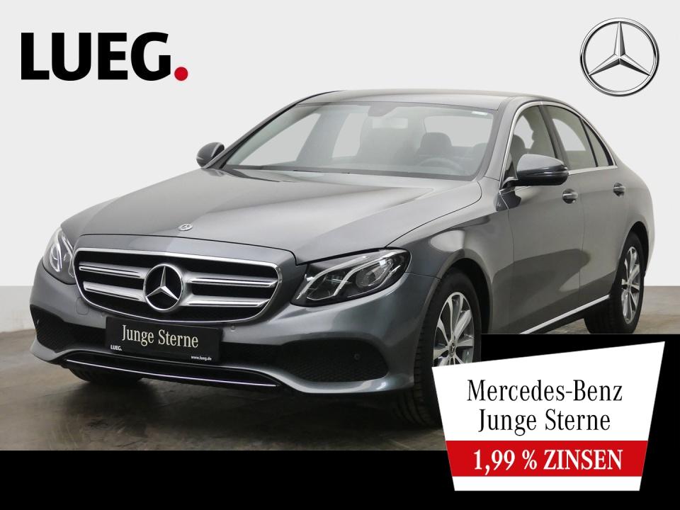 Mercedes-Benz E 200 Avantgarde+Navi+LED-HP+Totw+ParkAss+Kamera, Jahr 2019, Benzin