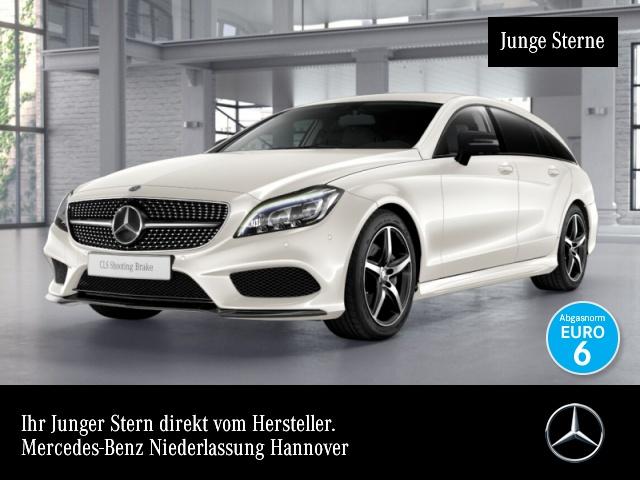 Mercedes-Benz CLS 400 SB 4M AMG 360° Multibeam Burmester COMAND, Jahr 2016, Benzin