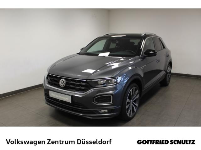 Volkswagen T-Roc Sport 4Motion DSG R-Line *virt Cockpit*LED*Kamera*beats*SHZ*, Jahr 2018, Benzin