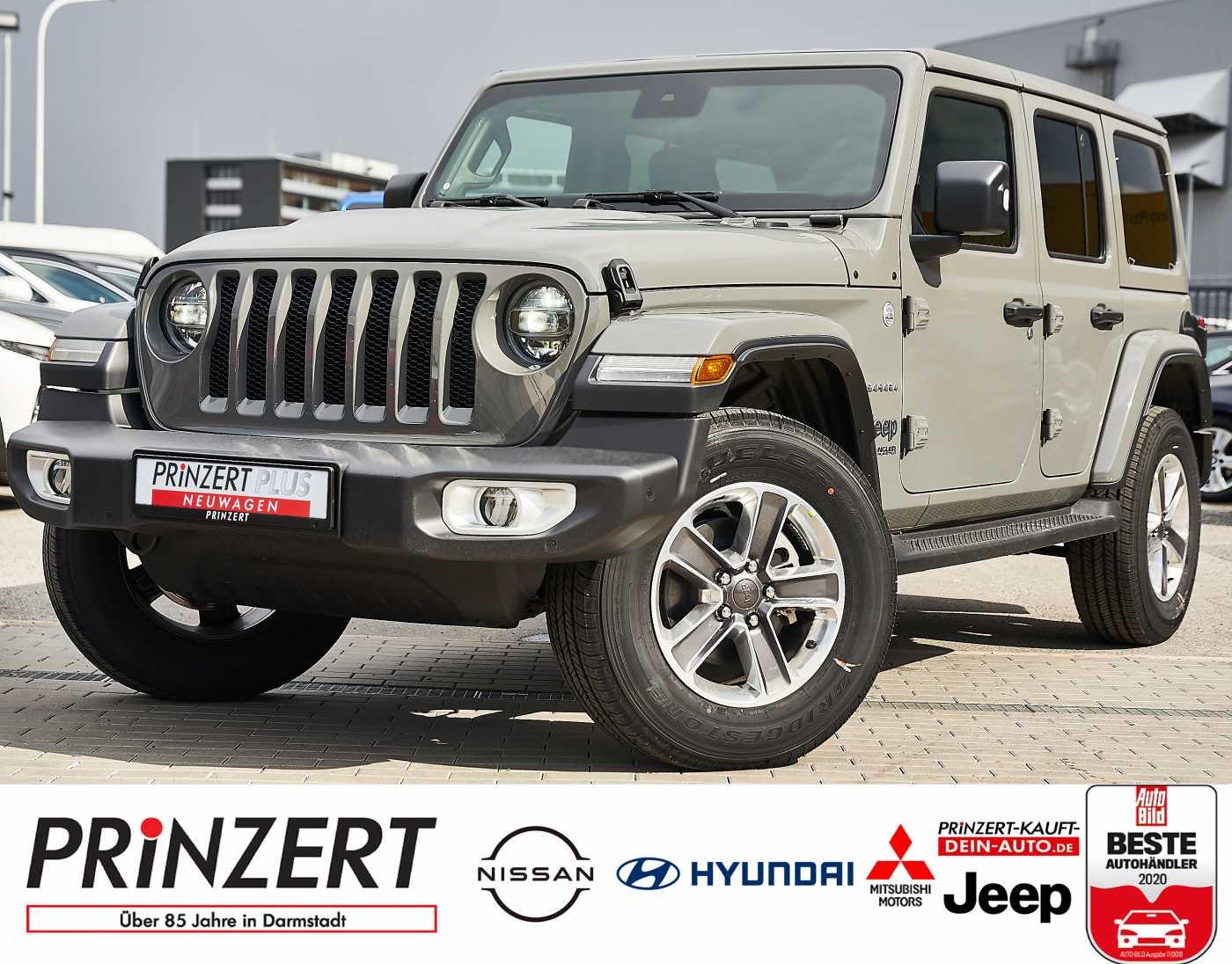 Jeep Wrangler finanzieren