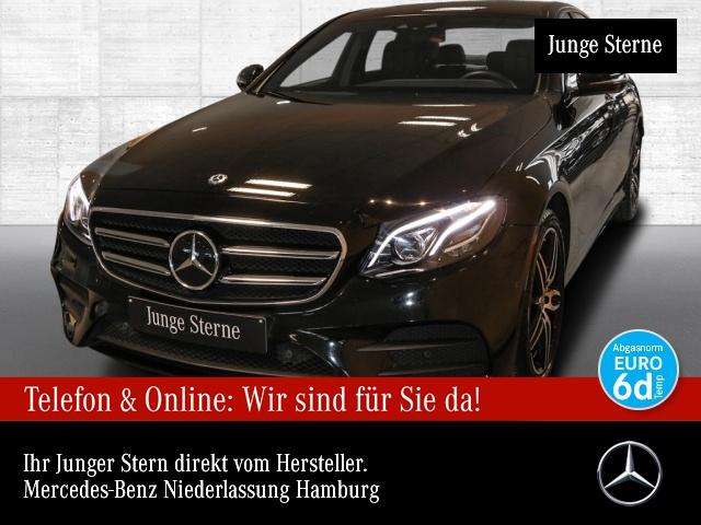 Mercedes-Benz E 220 d AMG Distr. COMAND Sitzklima Night Kamera, Jahr 2018, Diesel