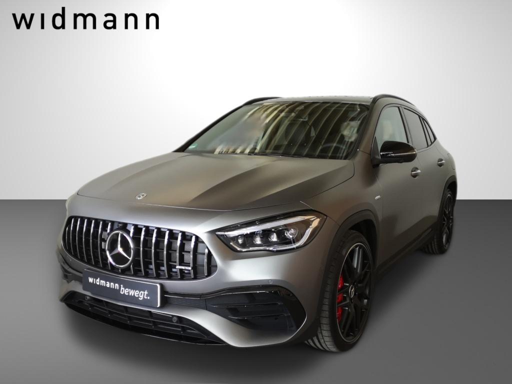 Mercedes-Benz GLA 45 AMG S 4M+ *AMG*LED*Panodach*360° Kamera*, Jahr 2020, Benzin
