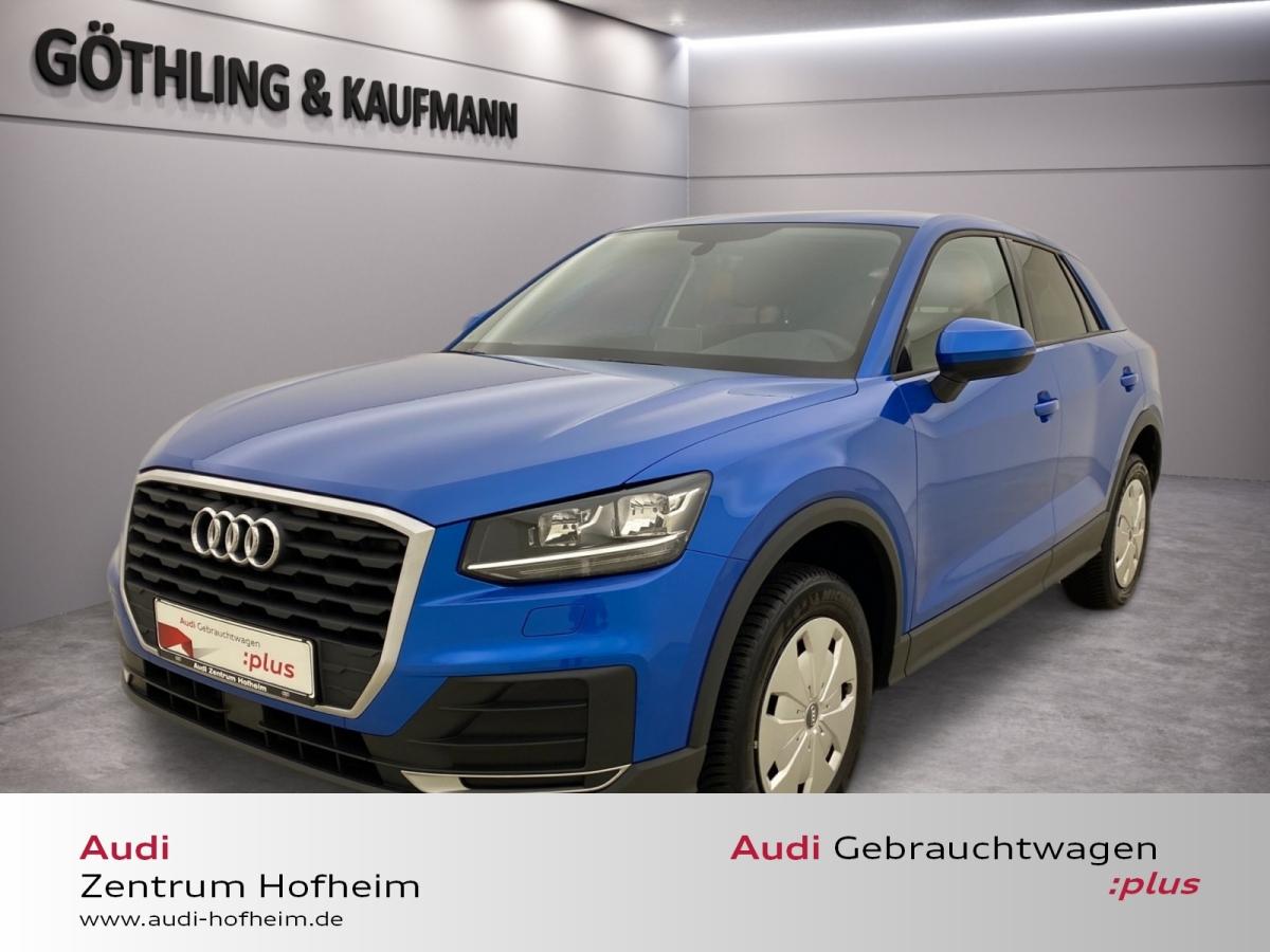 Audi Q2 1.4 TFSI 110 kW* Privacy*PDC*Radio*ZVFB*Klima, Jahr 2017, Benzin