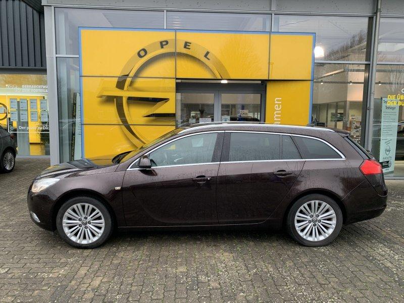 Opel Insignia 1.4 Turbo Rau Collection, Jahr 2013, Benzin