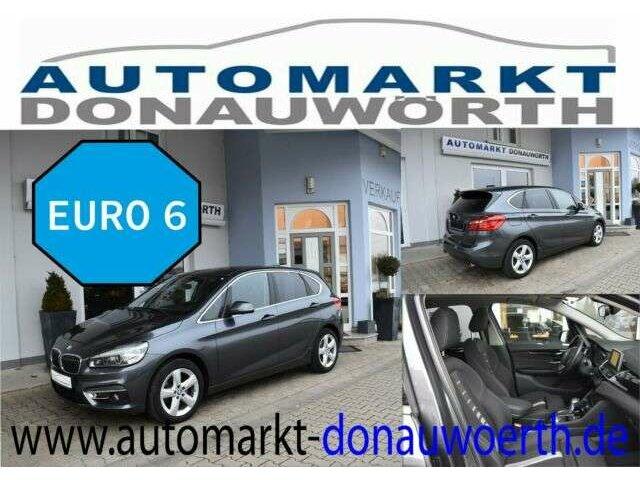 BMW 220 xDrive Aut. Advantage Navi, Jahr 2015, Diesel