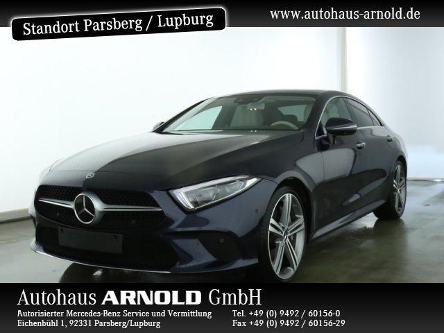 Mercedes-Benz CLS 450 4M Fahrass.-P. Burmester Comand Head-Up, Jahr 2018, Benzin