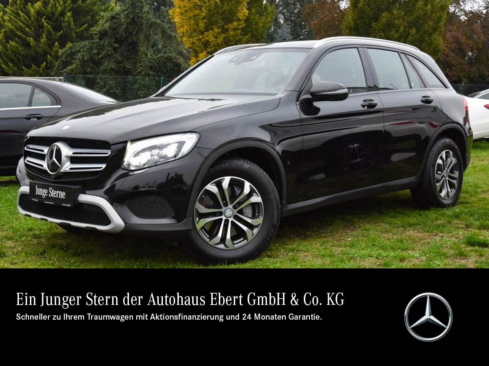 Mercedes-Benz GLC 250 d 4M 9G+COMAND+PSD+360°+LED+EASY+EU6, Jahr 2015, Diesel
