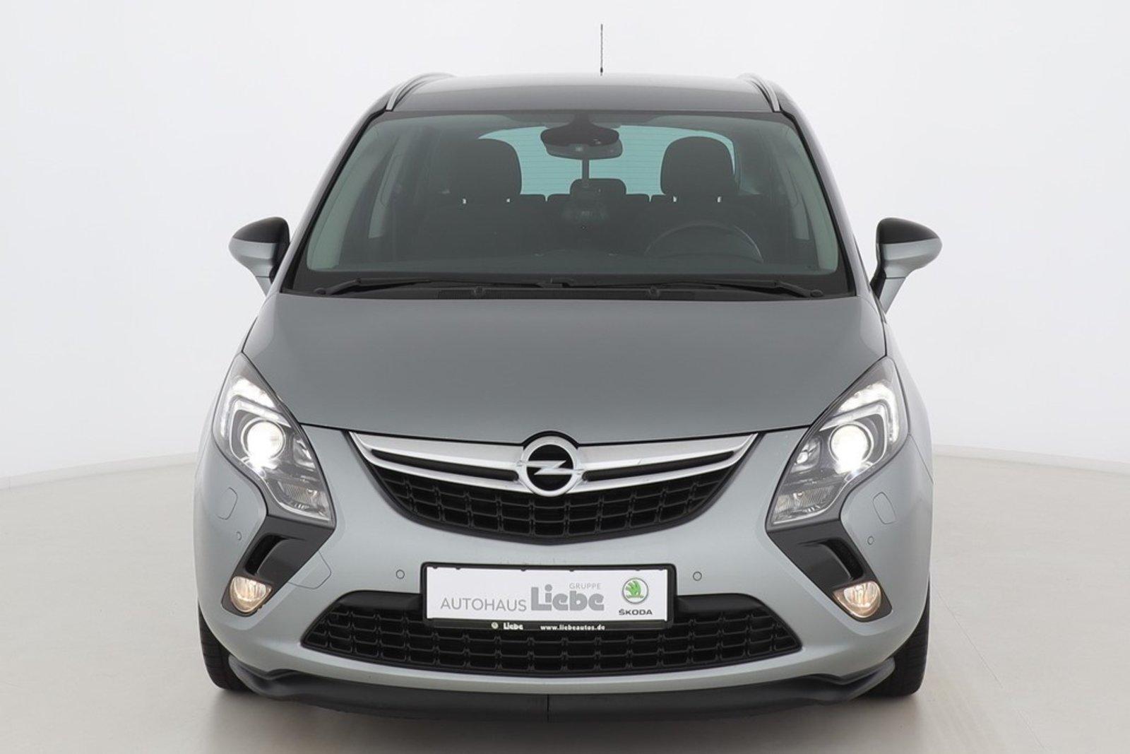 Opel ZAFIRA TOURER C STYLE BI-XENON SHZ PDC FLEX-FIX, Jahr 2015, Diesel