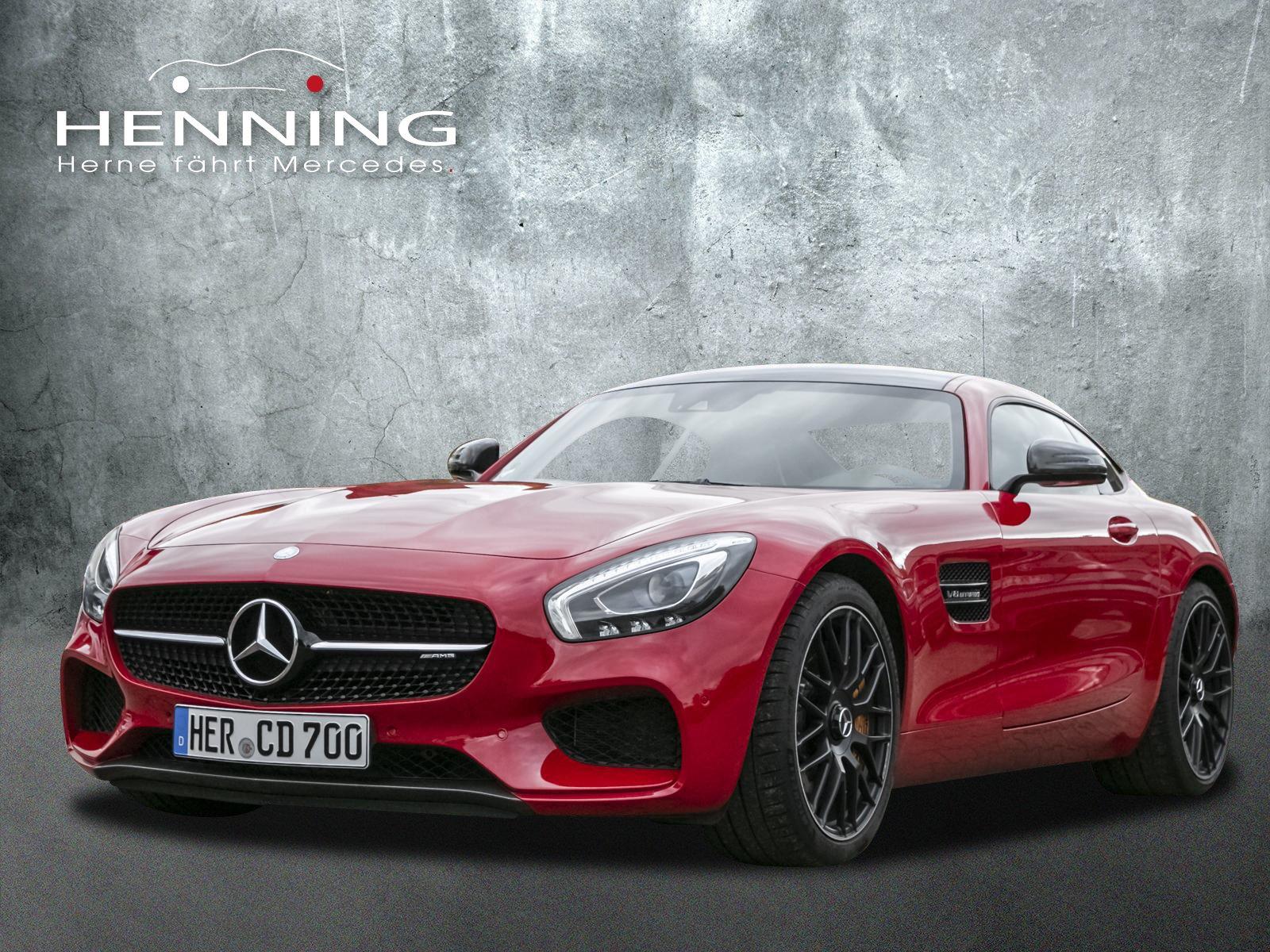 Mercedes-Benz AMG GT S AbGasanl. Burmester Pano Carbon Memory, Jahr 2015, Benzin