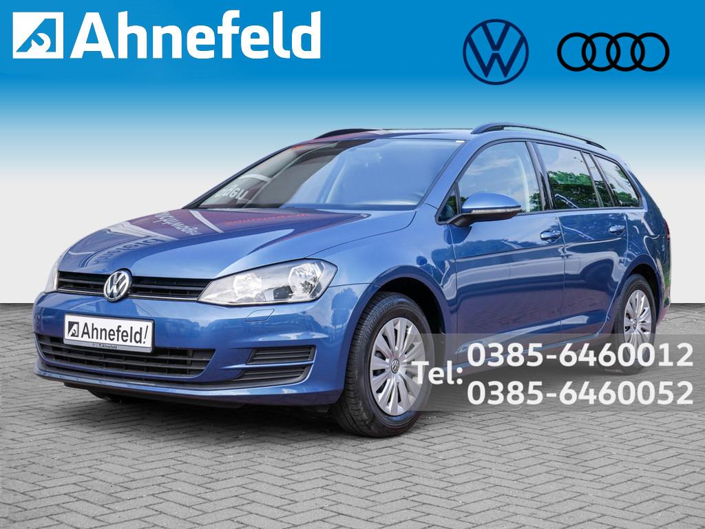 Volkswagen Golf VII Variant 1.6 TDI Trendline, Jahr 2016, Diesel