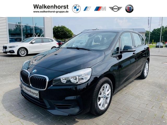 BMW 218 Active Tourer i Advantage Park-Assistent BusinessPaket Navigation Sitzheizung, Jahr 2018, Benzin
