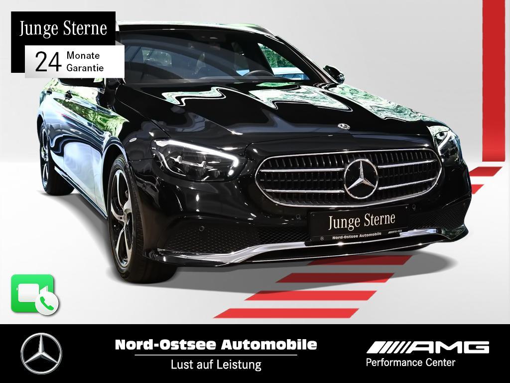 Mercedes-Benz E 200 T Avantgarde Navi MBUX Mopf Kamera LED SHZ, Jahr 2020, Benzin