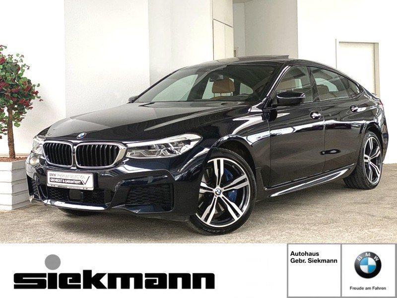 BMW 630d xDrive Gran Turismo M Sportpaket HeadUp ACC GSD, Jahr 2017, Diesel