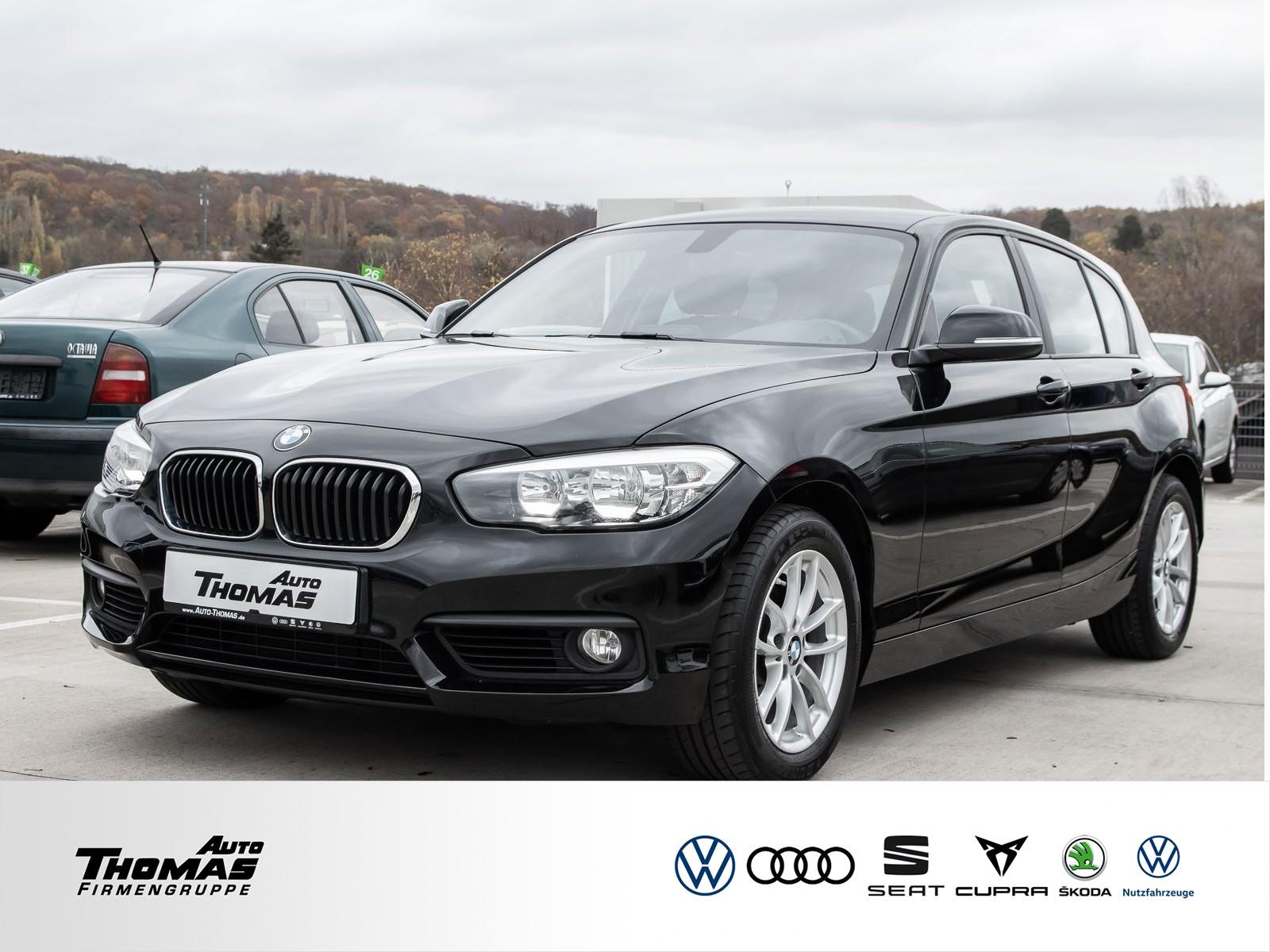 """BMW 120i """"Advantage"""" Automatik PDC+SHZ+KLIMA, Jahr 2018, petrol"""