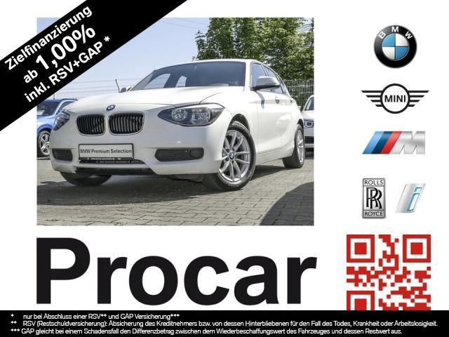 BMW 116i Advantage // PDC Shzg. LM-Räder 1% Finanz., Jahr 2014, Benzin