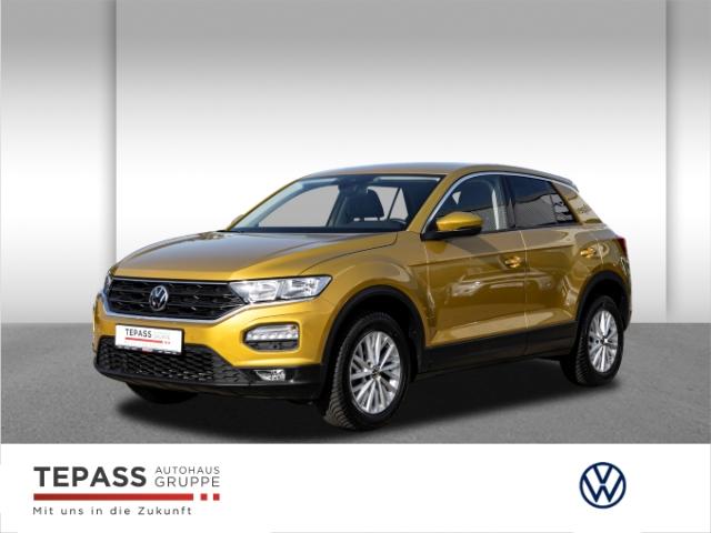 Volkswagen T-Roc 1.6 TDI NAVI SHZ PDC DAB BT, Jahr 2020, Diesel