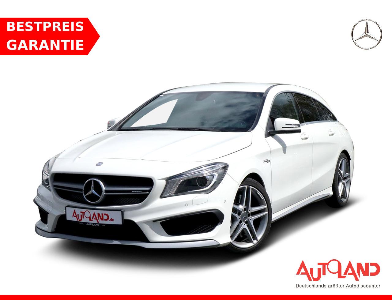Mercedes-Benz CLA 45 AMG Shooting Brake, Jahr 2015, Benzin