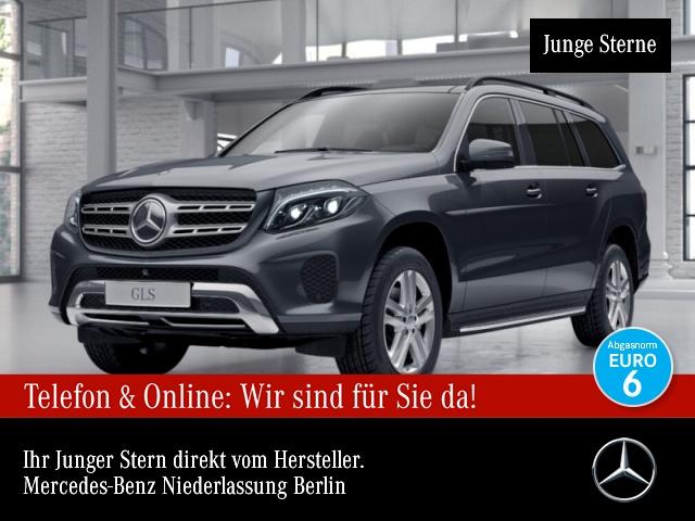 Mercedes-Benz GLS 350 d 4M 360° Airmat Pano Harman Distr+, Jahr 2016, Diesel