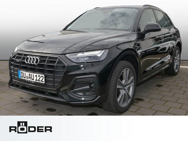 Audi Q5 advanced 50 TDI quattro S tronic Navi LED SmartphoneInterface Leder, Jahr 2020, Diesel