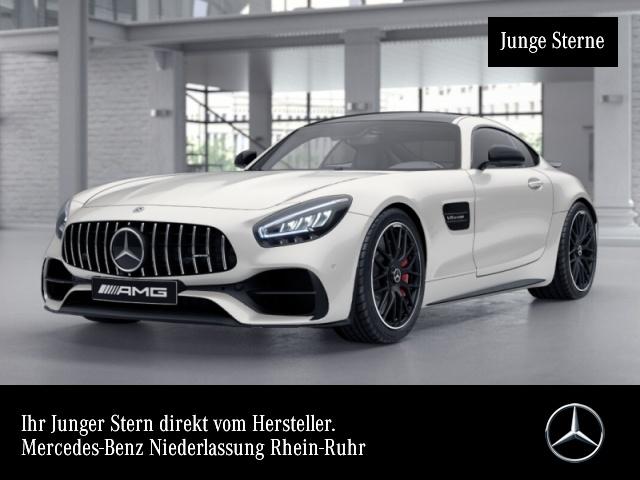 Mercedes-Benz AMG GT C Bluetooth Navi LED Vollleder Klima, Jahr 2020, Benzin