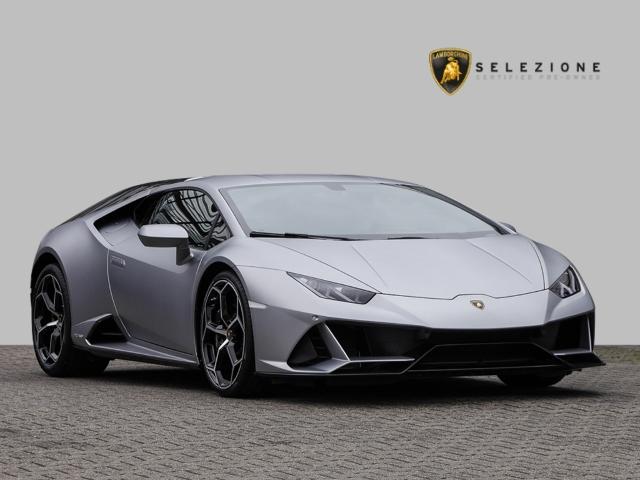 Lamborghini Huracan EVO Coupe Grigio Artis Matt Style Package, Jahr 2020, Benzin