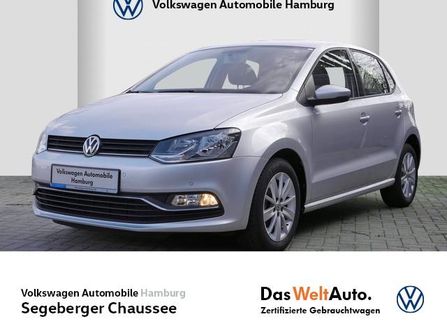 Volkswagen Polo 1,0 Comfortline Climatic PDC GanzjahresR, Jahr 2017, Benzin