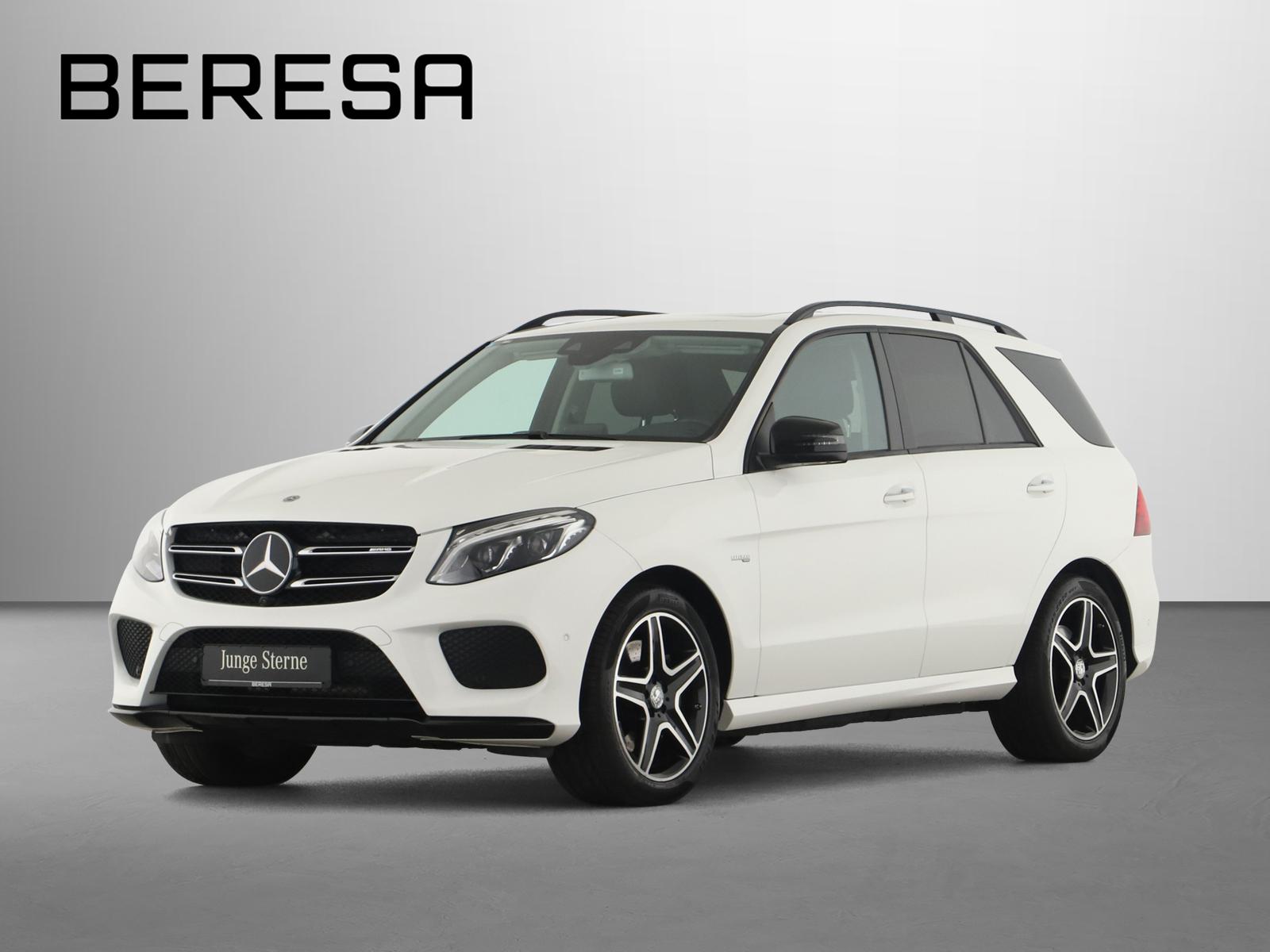 Mercedes-Benz GLE 43 AMG 4M Harman Comand Fahrassist. 360°, Jahr 2018, Benzin