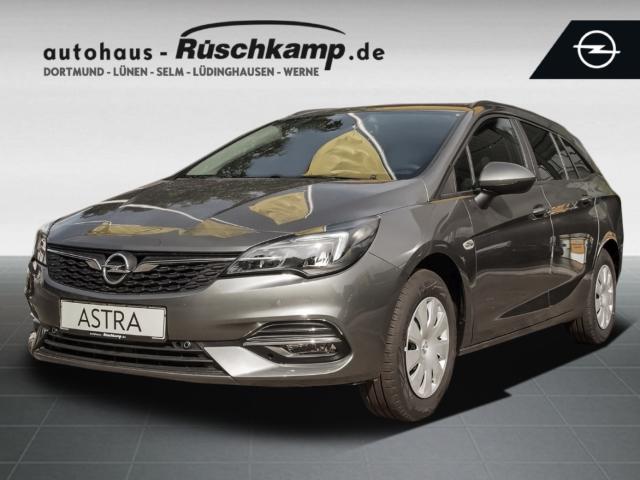 Opel Astra K Sports Tourer Business 1.5 D EU6d Automatik, Jahr 2020, Diesel