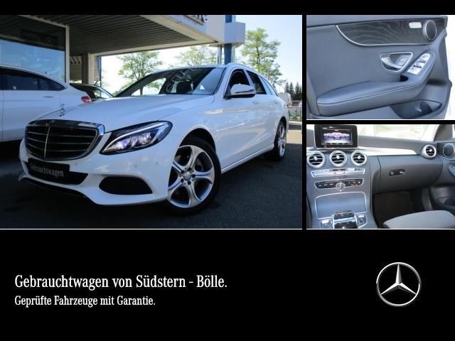 Mercedes-Benz C 250 d T 4M Excl.,Avantg.,LED,Navi,Rollos,PTS,, Jahr 2016, Diesel