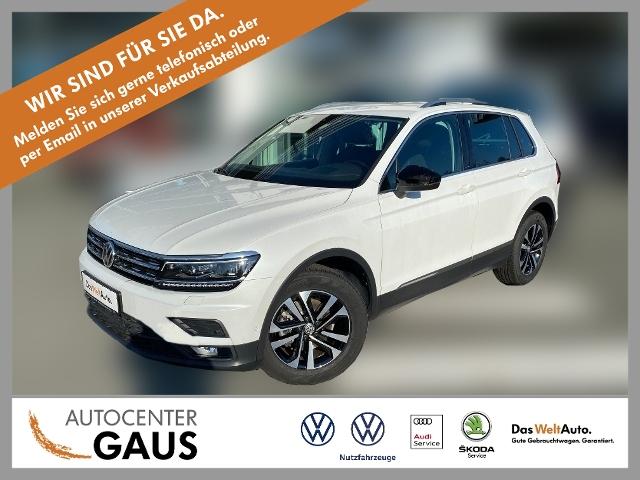 Volkswagen Tiguan IQ Drive 1.5 TSI LED AHK Navi ACC, Jahr 2019, Benzin
