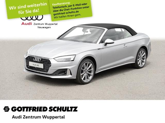 Audi A5 Cabrio advanced 40 TFSI UPE 68.045,00 S tronic, Jahr 2020, Benzin